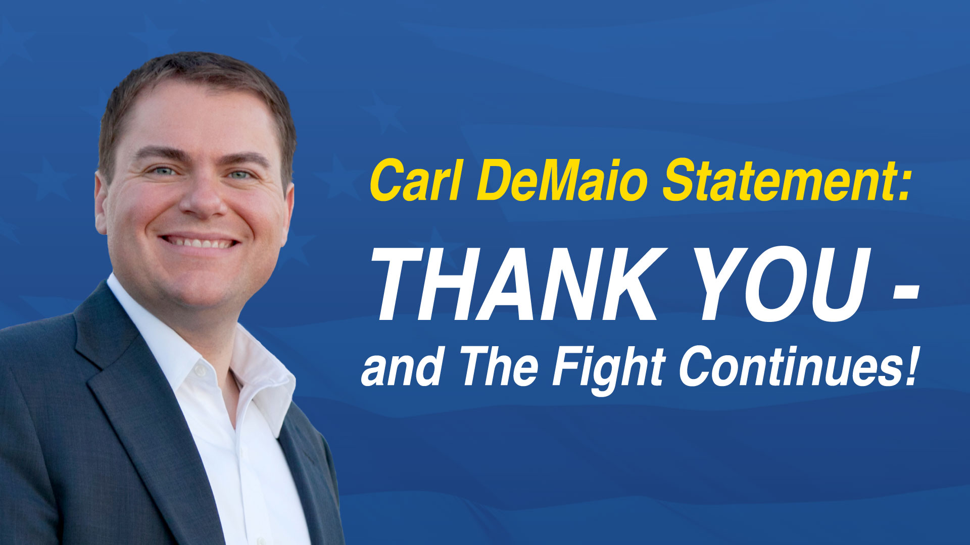 Carl DeMaio Returns as Chairman of Reform California
