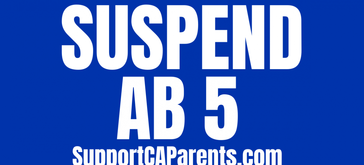 Carl DeMaio Working to Suspend AB5 for Parents and Children