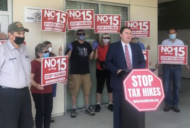 No on Prop 15: Carl DeMaio and Small Business Owners Warn of New Home-Based Business Tax