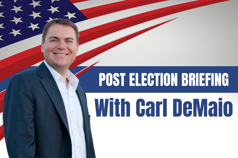 Carl DeMaio's 2020 Election Recap and Preview of 2022