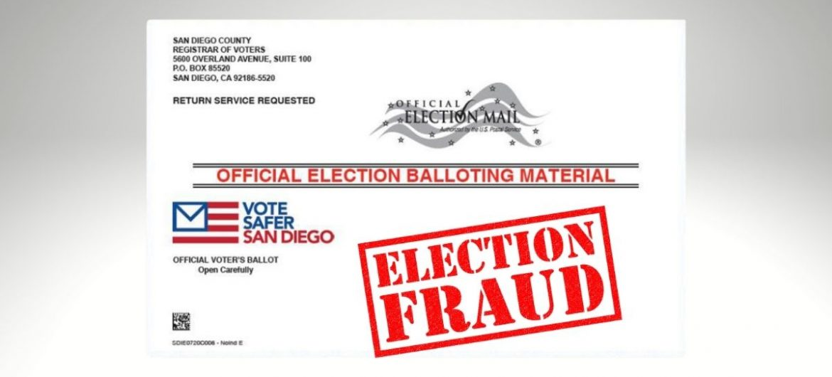 "California Mailed ""Massive"" Number of Ballots in Error – Report Warns of Significant Risk of Voter Fraud"