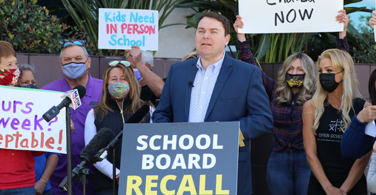 """""""Where's Charda?"""" Controversial School Board Member Being Recalled Now Faces Legal Questions Over Her Residency"""