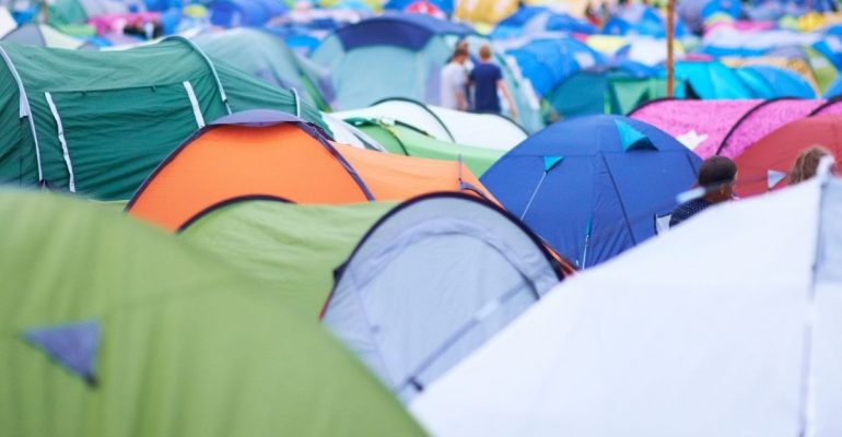 """San Diego County Proposes Building a """"Tent City"""" for Illegal Immigrants"""