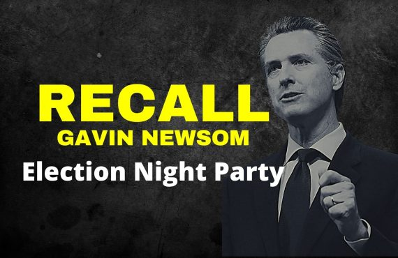 Yes on Recall: Election Night Party